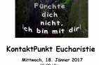 KontaktPunkt Eucharistie am 18.1.2017